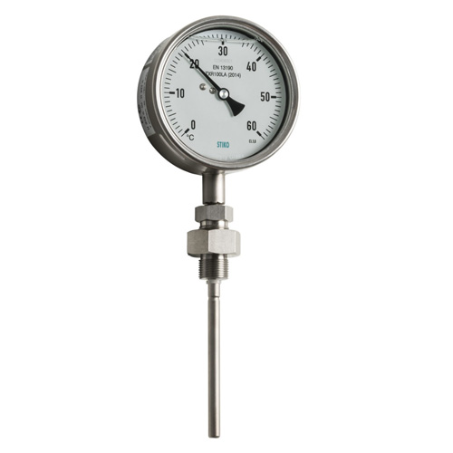 Ex-certificate-thermometer