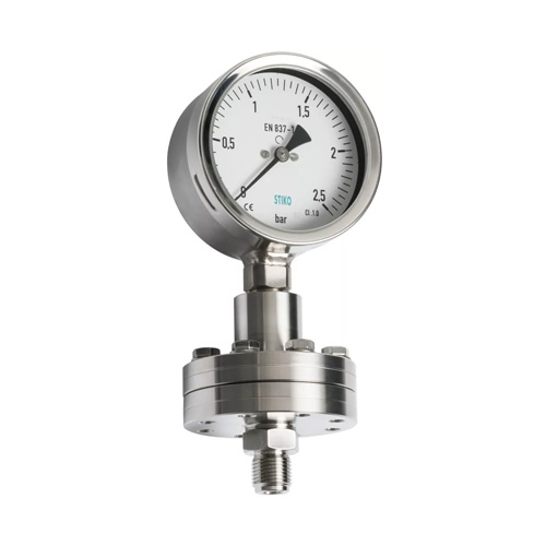 pressure-gauge-with-chemical-seal
