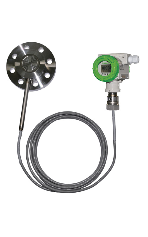 pressure-transmitter-with-remote-diaphragm-seal